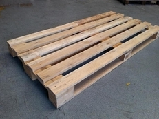 Wanted: x2 two metre pallets