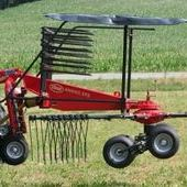 New Vicon Andex Rotary Rake... Boston