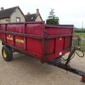 Marshall 6 Ton Dump Trailer... Swindon