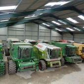 Used Combines for hire... York