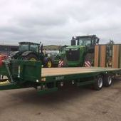 Bailey Low Loader... Thame