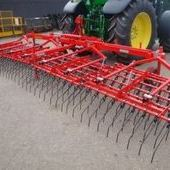 New Einbock 6 Metre Hydraulic Folding Tined Weeder ... Boston