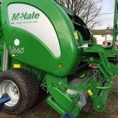 Mchale V660 Baler - Demo model... Fakenham