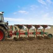 New Kverneland Lb 85/300 5+1 Furrow Plough ... Boston