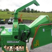 Secondhand Greenmech Cm220 Chipper ref: 3305... Burnley