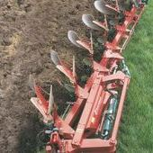 New Kverneland Lo 85/300 6+1 Furrow Plough ... Boston