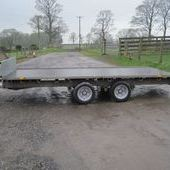 Second Hand Ifor Williams Trailer ref: 3007... Burnley