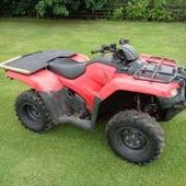 Used Honda Fourtrax Trx420 Quad... York