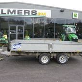 Second Hand Ifor Williams Lm126 Trailer ref: 3026... Burnley