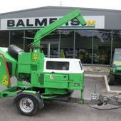 "Secondhand Greenmech 19-28mt50 7. 5"" Chipper ref: 3295... Burnley"