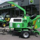 "Secondhand Greenmech 19-28mt50 7. 5"" Chipper ref: 3297... Burnley"
