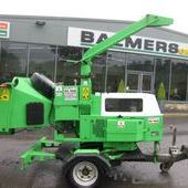 "Secondhand Greenmech 19-28mt50 7. 5"" Chipper ref: 3296... Burnley"