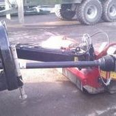 Ex Hire Smi 200 Big Cutter Flail Mower... Boston