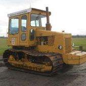 Used Caterpillar D4e Tracked... York