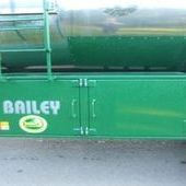 Bailey Water Bowser C/w 13000 Litre Stainless Steel Tank, ... Boston