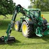 New Spearhead 655-t Reach Mower... Boston