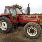 Used Fiat 180-90 Dt Turbo Powershift Tractor... York
