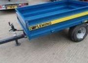 Fleming Tr1 1.5 Tonne Tipping Trailer ... Maidstone