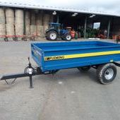 Fleming Tr2 2 Tonne Tipping Trailer... Maidstone