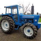 Used Roadless Ploughmaster 78 4wd Tractor... York