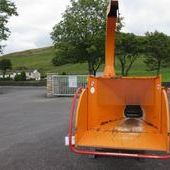 Second Hand Jensen A430 Pto Chipper ref: 2844... Burnley