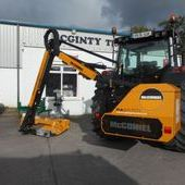 Mcconnel 6570 T Hedge Cutter ... Craigavon