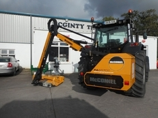 McConnel 6570 T Hedge Cutter