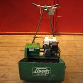 Second Hand Lloyds Palladin Cylinder Mower ref: 1493... Burnley