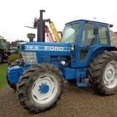 Used Ford Tw-15 4wd Tractor... York
