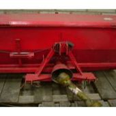 Epoke Drop Salt Spreader, compact Tractor Mounted Drop Salt Sprea...