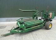 Used Mchale 995 SE-R Trailed Bale Wrapper