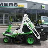 Secondhand Etesia H124ds Ride On Diesel Mower ref:3229 ... Burnley