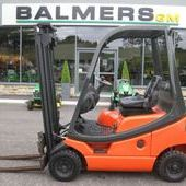 Second Hand Lansing Linde Fork Lift Truck ref: 3094... Burnley