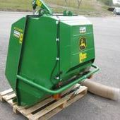 Second Hand John Deere Mcs580h Collector ref:3255 ... Burnley