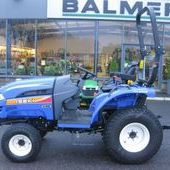Second Hand Iseki Th4335 Compact Tractor ref: 3157... Burnley