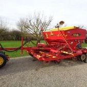 Used Vaderstad Rapid 300s Super Xl Drill... York