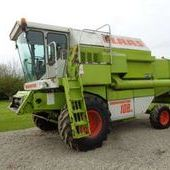 Used Claas Dominator 108sl Combine... York