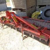 Used Kuhn Hr403d Powerharrow... York