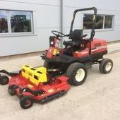 Shibaura Cm354 Out Front Mower... Thame