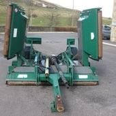 Second Hand Wessex Proline Batwing Mower ref:3199 ... Burnley