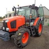 New Kubota M110gx 4wd Tractor... Boston