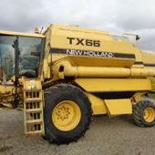 Used New Holland Tx66 Combine... York