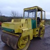 Bomag Bw141 Vibrating Roller... Swindon
