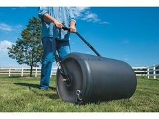 "45-0267 Agri-Fab Poly Tow/Push Lawn Roller 24"" x 18"""