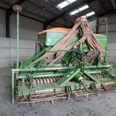 Used Amazone 4m Disc Combination Drill... York
