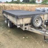 Ifor Williams Lm125g Trailer... Tewkesbury