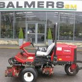 Second Hand Toro Reelmaster 3100-d Mower ref: 3427... Burnley