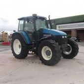 New Holland Ts 115... Shrewsbury