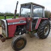Massey Ferguson 565 Tractor... Swindon