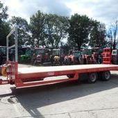 Jpm 27ft Low Loader Trailer... Maidstone